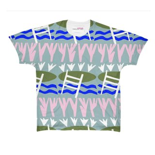 Stairs t-shirt by PRINTS.HARRY
