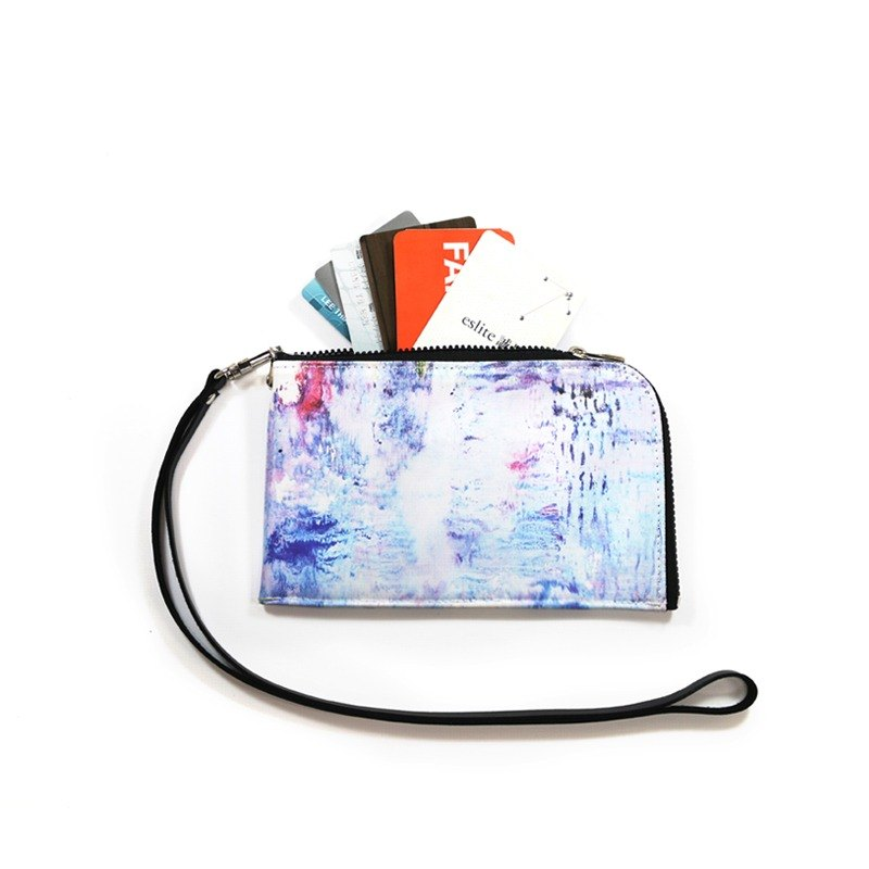 Snupped Isotope - Phone Pouch - Stillness