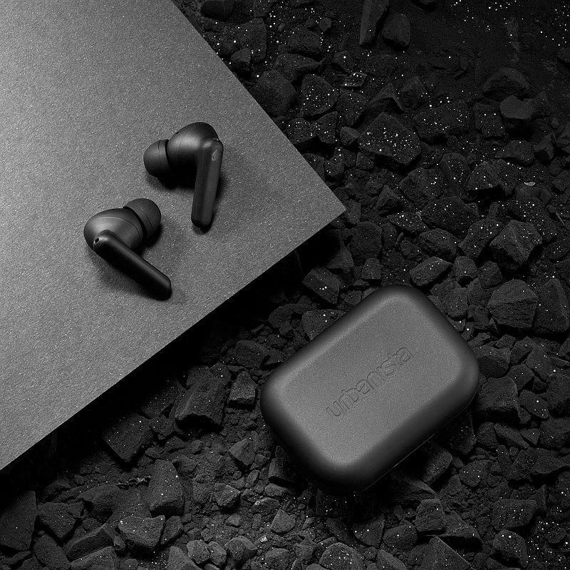 urbanista LONDON 真無線降噪 ANC 藍牙耳機 | 金屬鈦