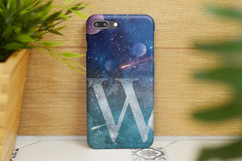 50-27 letter W iphone case for iphone 6,7,8, plus iphone xs, iphone xs max