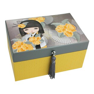 Jewelry Box - Naomi Sincere Beautiful 【Kimmidoll and blessing doll】