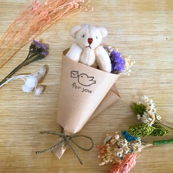/Puputraga/ Bears want your season / dry bouquet