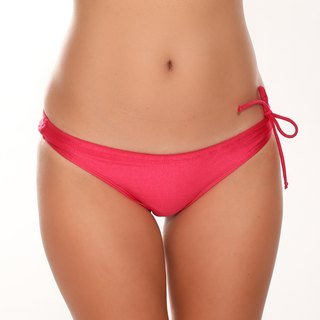 SurfAce Peach Blossom Bikini Pants