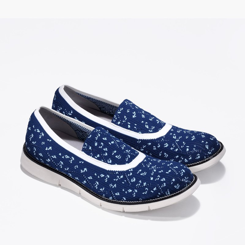 EDGING LOAFER/Royal Blue