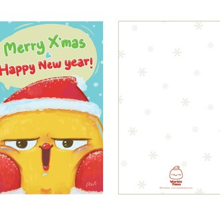 Warbie X'Mas Card ( Merry christmas & Happy new year)