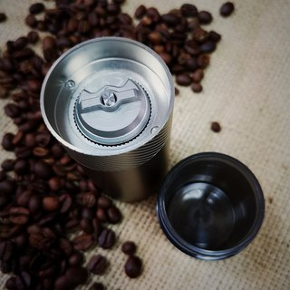 1Zpresso hand grinder mini series - stainless steel cutter / pp bottle
