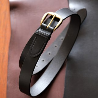 Mildy Hands - Belt - Belt - 30mm (Italian Rocky 鞣 鞣 leather)