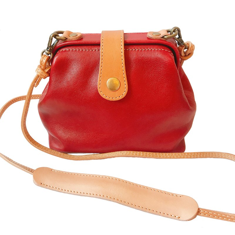 [La Fede] Little Doctor Bag - Red