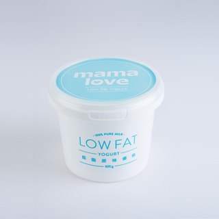 Low-fat plain yogurt (in)