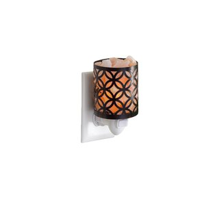 Qianchao Black - West Malaya Negative Ion Salt Lamp