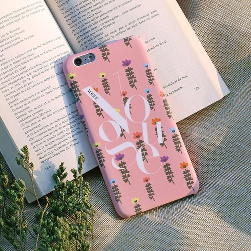 iPhone6/Mobile Shell/Hard Shell/Gift/Fashion/Pink/Vogue