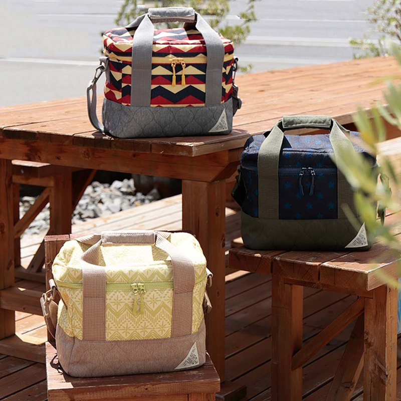 CAMP lunch insulated bag (L)