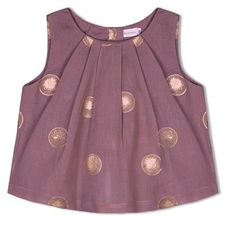 Ananya Top in Purple