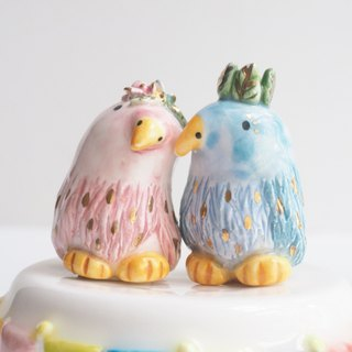 The Sweet Birds Couple