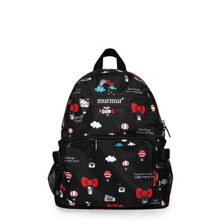 Murmur children's back pack - Hellokitty hot air balloon