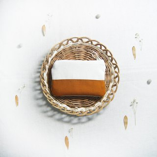 Small Fresh Purse - Caramel Brown