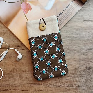 iPhone sleeve, Samsung Galaxy Note 8 case, cell phone pouch, iPod sleeve (P-257)