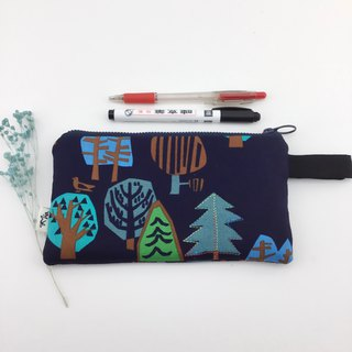 Forest of the Night - Mobile Phone Bag / Pencil Case / Wallet / Universal Bag