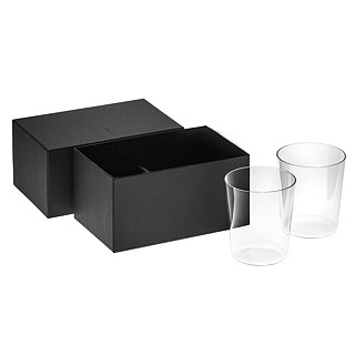 Very Thin Whiskey Cup 330ML Pair Cup Gift Set