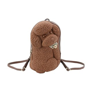 Adamo 3D Bag Original  Poodle Back Pack