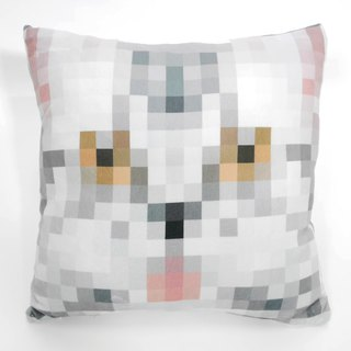 Mosaic British & American Shorthair cat Cushion Cover