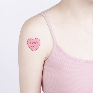 Tattoo Tattoo Stickers / Love Game Surprise Tattoos
