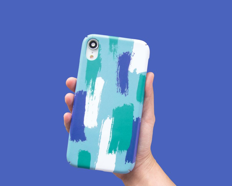 Brush Strokes iPhone case / Samsung Galaxy case 手機殼