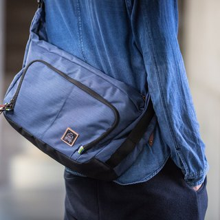 NESO can DIY bag [postman package - northwest blue]