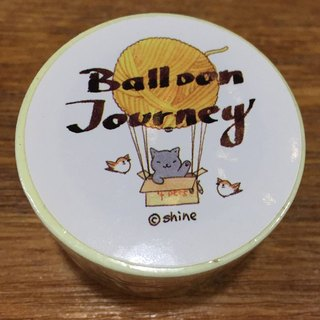 Balloon Journey Small Animal Balloon Tours of paper tape 3cm 10 米