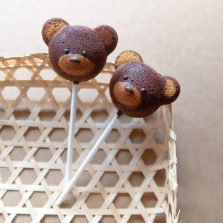 Toffee cocoa bear Madeleine