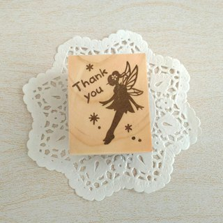 Fairy 's Thank you Eraser rubber