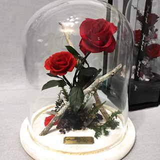 Valentine's Day, eternal life, no flowers, eternal life & dry impression, exclusive creation by FloralDesign