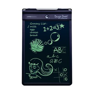 "Boogie Board 10.5 ""Plus Handwriting Doodle - Introverted Black"