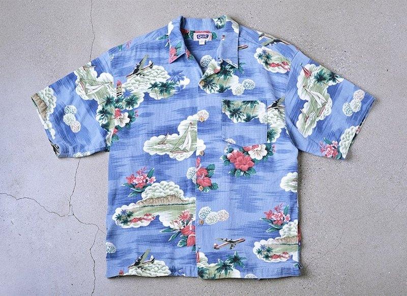 5ffdc1d8c59 Vintage Hawaii Shirts Hawaiian Shirt Vintage Shirt - Designer GoYoung  Vintage