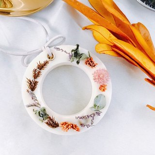 MAYBES / Natural Fragrance Oil Fragrance Wreath
