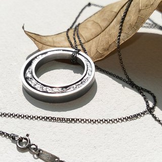 Around 925 Silver Long Chain / Ag No. 048