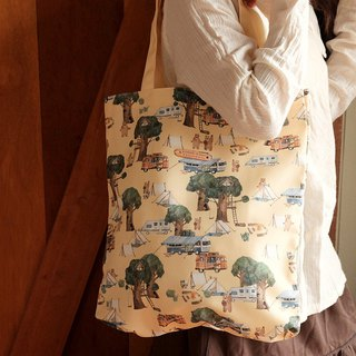 Tote bag :  THE CAMP
