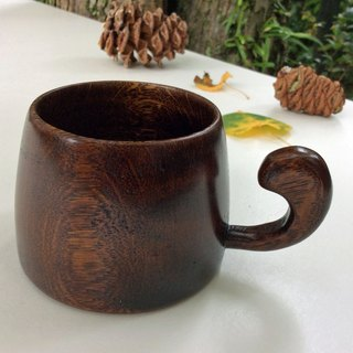 Nara wood coffee cup # 129