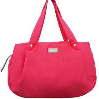 Marshmallow (cotton candy) - Mobile (shoulder) bag