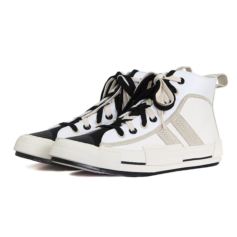 Sweet Villians M1216 黑白旅行休閒鞋