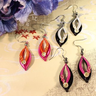 Love fashion earrings