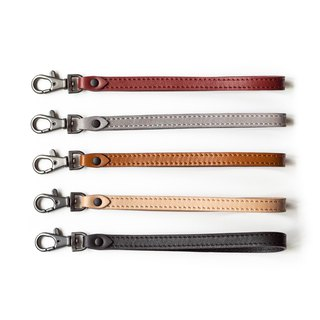 Patina spot goods SF18-B leather mobile phone camera hanging rope wrist with hand strap