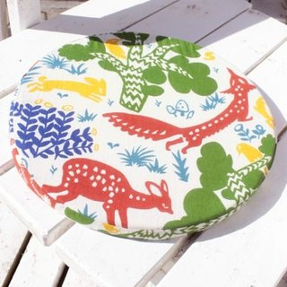 Pre-order forest animal chair cushion/cushions