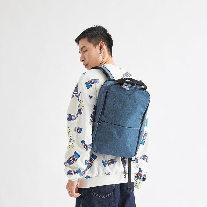 anello 輕量防潑水通勤後背包 (兩色)