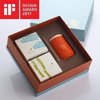 《Man Huo》tea gift box ● Renaissance of Taste