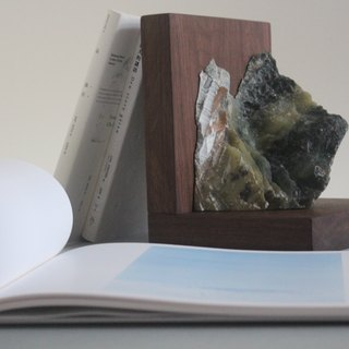 Towering Mountains- book stand