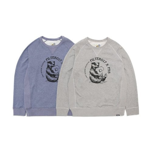 Filter017 x F5S 'Far From The Madding Crowd' Collection Crewneck Sweatshirt 聯名大學T