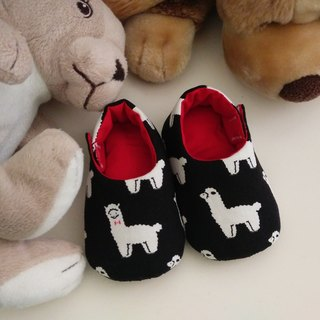 Black cute grass mud Ma Moon Gift Baby Shoes Baby Shoes 11/12