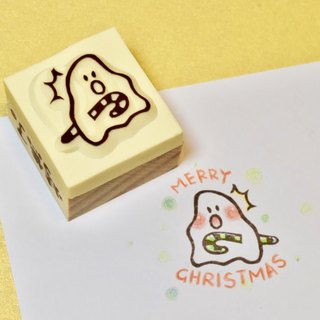 [Christmas limit] love sugar ghost handmade rubber seal