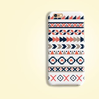 Geometry Boho Tribal pattern rigid hard Phone Case Cover for  iphone X 6 6S 7+ 8